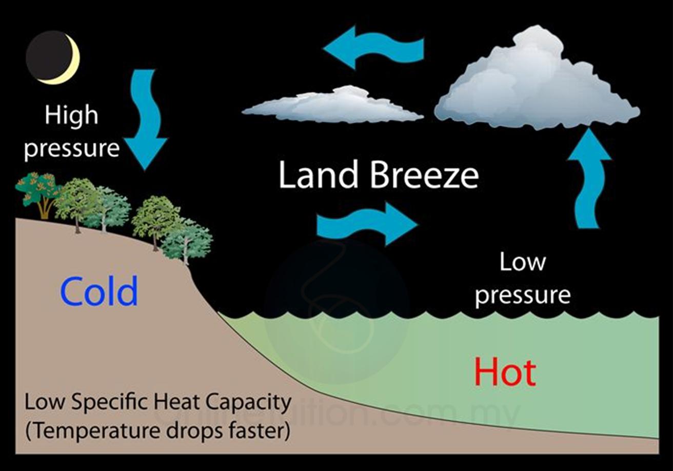 Phenomena Related To Specific Heat Capacity