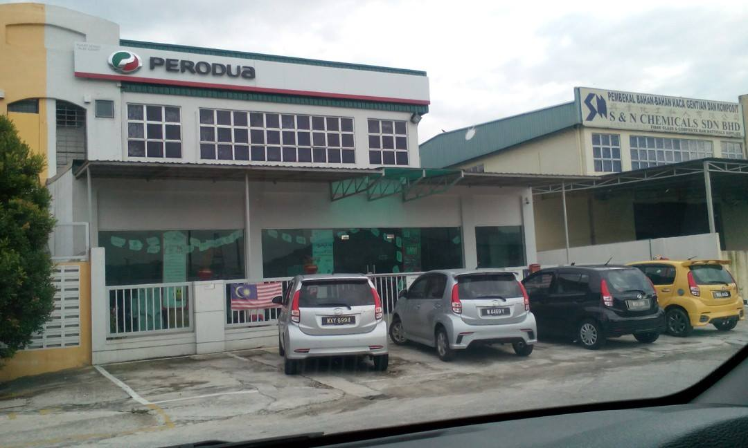 Kuala Lumpur ~ Persatuan Usahawan Automotif Prosper Malaysia
