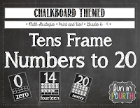 https://www.teacherspayteachers.com/Product/Tens-Frames-Numbers-to-20-Chalkboard-Themed-1332388