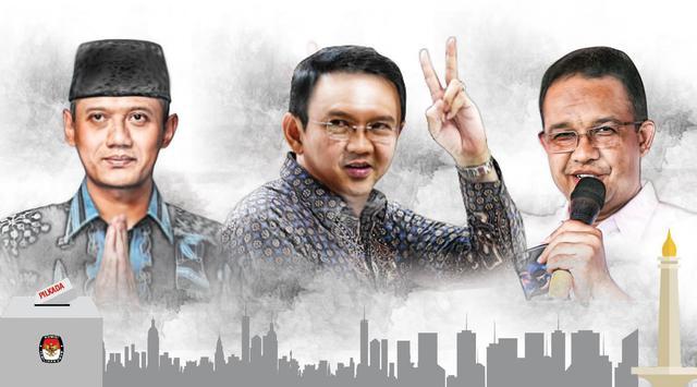 Siaran Langsung Debat Cagub DKI 2017 Putaran Ketiga