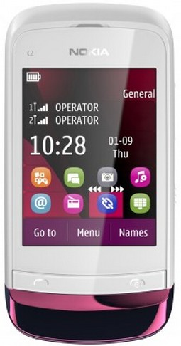 Nokia C203 User Guide ~ Free PDF Manual