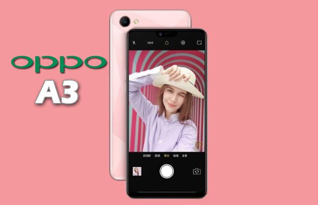 Spesifikasi dan Harga OPPO A3 Hadir dengan RAM 4 GB