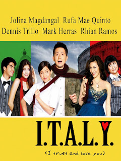 Directed by Mark A. Reyes. With Jolina Magdangal, Rufa Mae Quinto, Dennis Trillo, Mark Herras.
