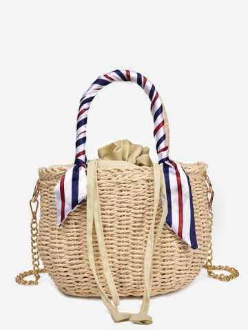 https://www.rosegal.com/tote/straw-scarf-embellished-metal-chain-tote-bag-2261417.html?lkid=14886826