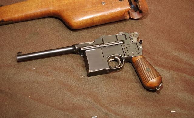 Ford Dealers In Wv >> TINCANBANDIT's Gunsmithing: Movie guns
