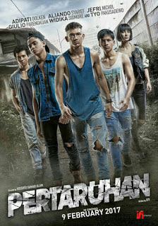 Streaming Film Pertaruhan (2017) Full Movie