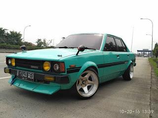 BUKALAPAK MOBIL RETRO KLASIK : Corolla DX 1980 (Quadlamp) - JAKARTA