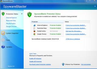 برنامج-SpywareBlaster