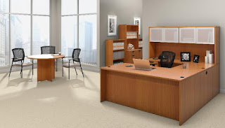 Offices To Go Superior Laminate Collection at OfficeAnything.com