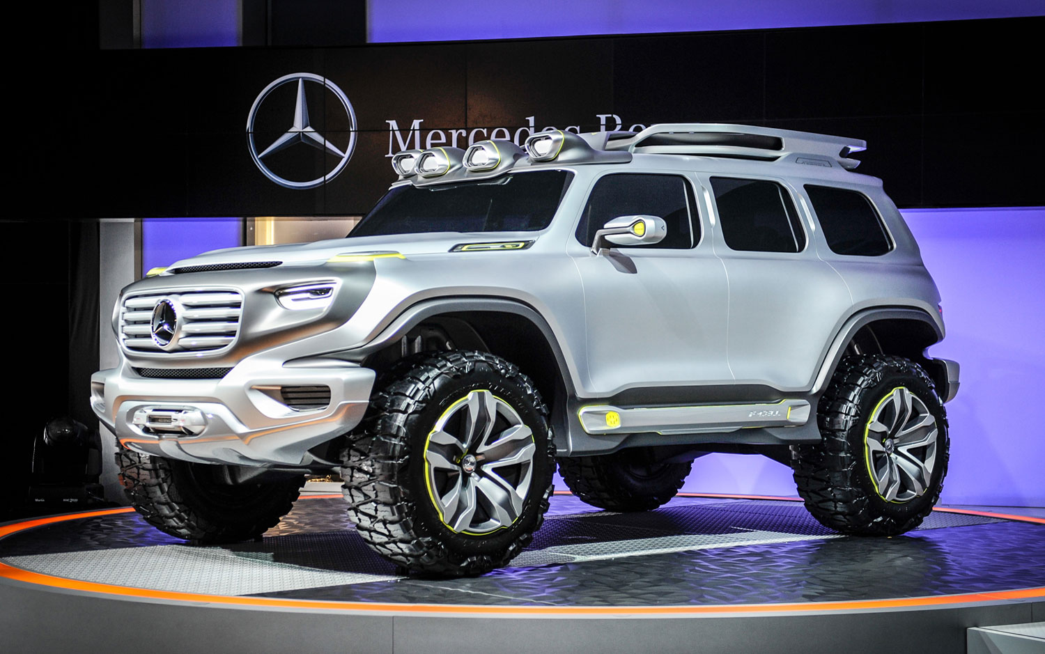 mercedes benz force ener amg concept series sls suv unveils most suvs cars luxury class luxurious models motortrend front sketch