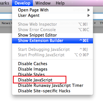 Allow JavaScript in Safari- Reinstall Safari