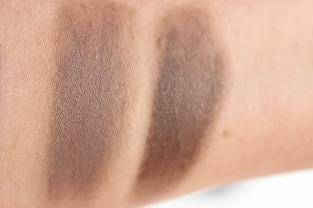 GOSH Forever Eyeshadow Matt Review Swatches