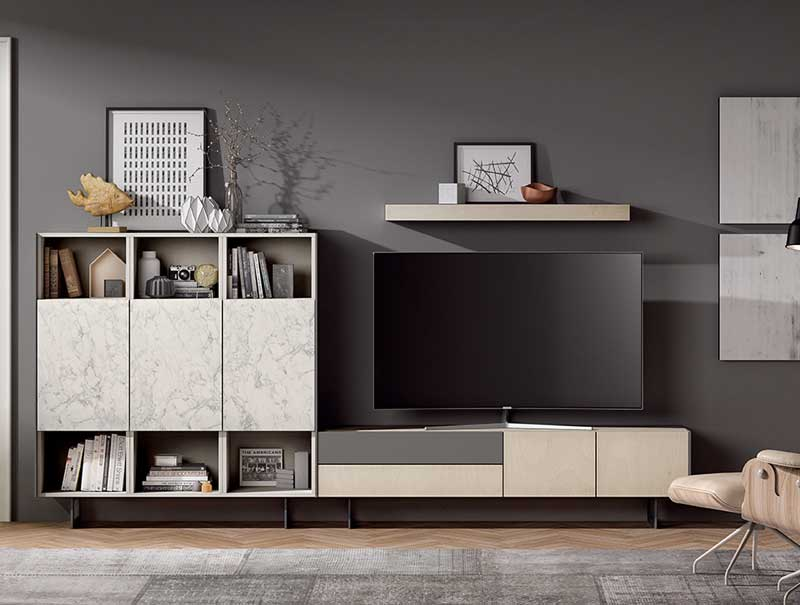 Arte Hábitat, tu tienda de muebles: Mueble de salón Royal 13 de ...