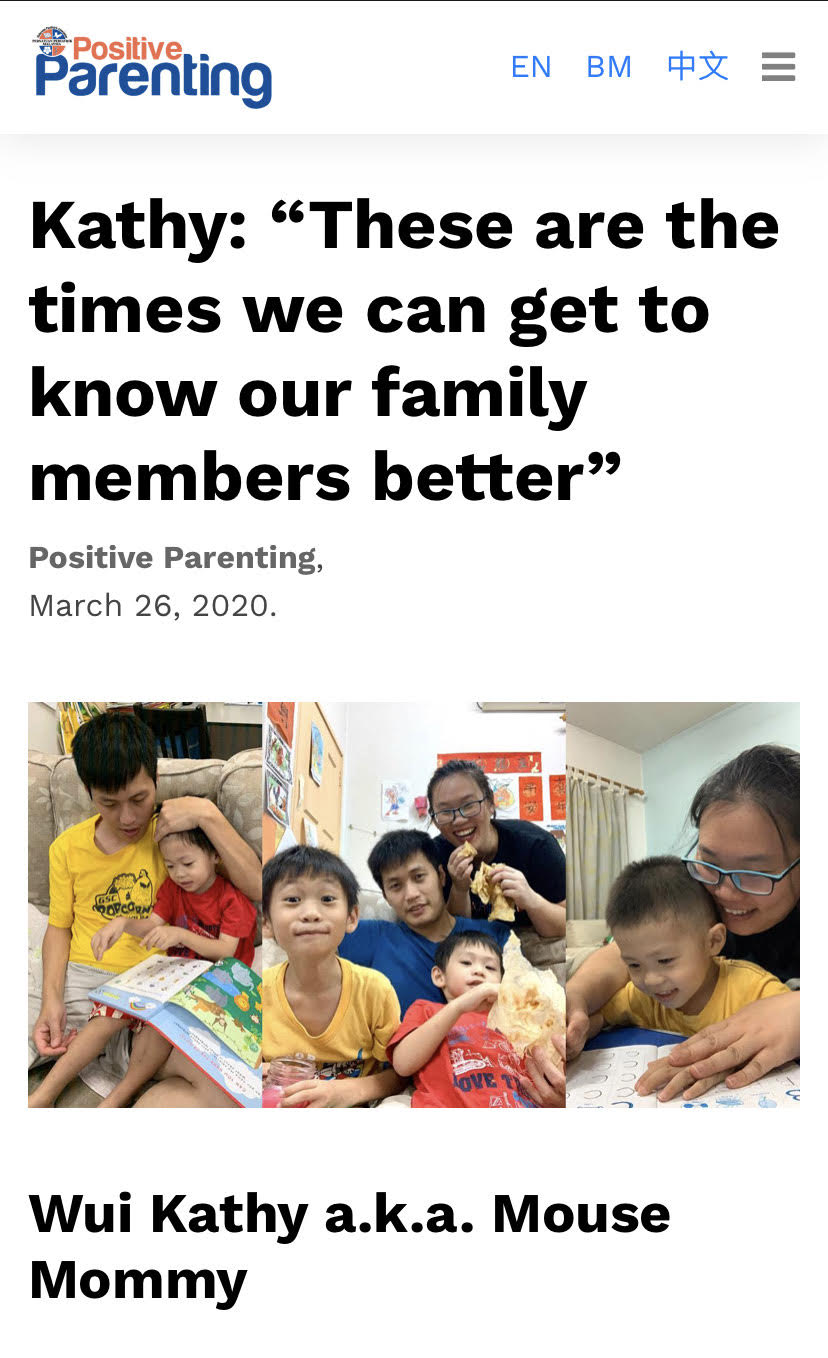 Positive Parenting Malaysia Featured Post
