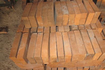 Batu Bata Merah Press Jumbo Harga Pabrik