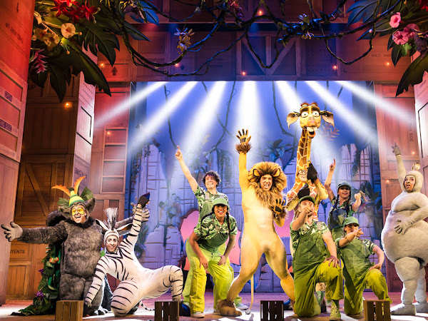 Madagascar the Musical (UK Tour), New Theatre Oxford | Review