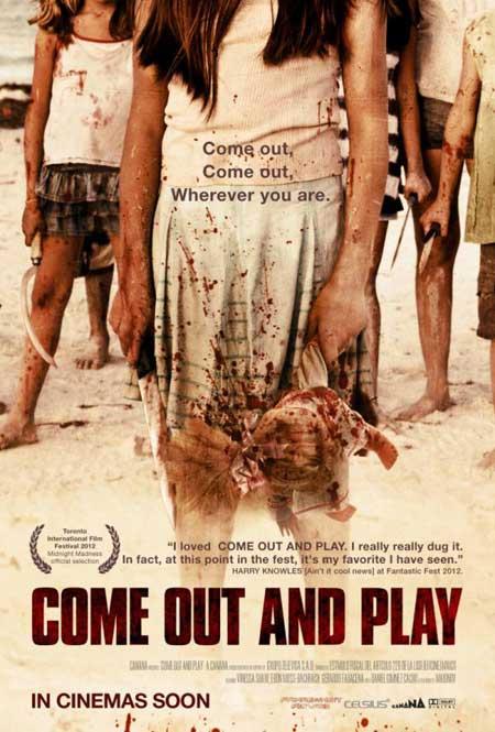 Những Đứa Trẻ Điên Cuồng - Come Out and Play