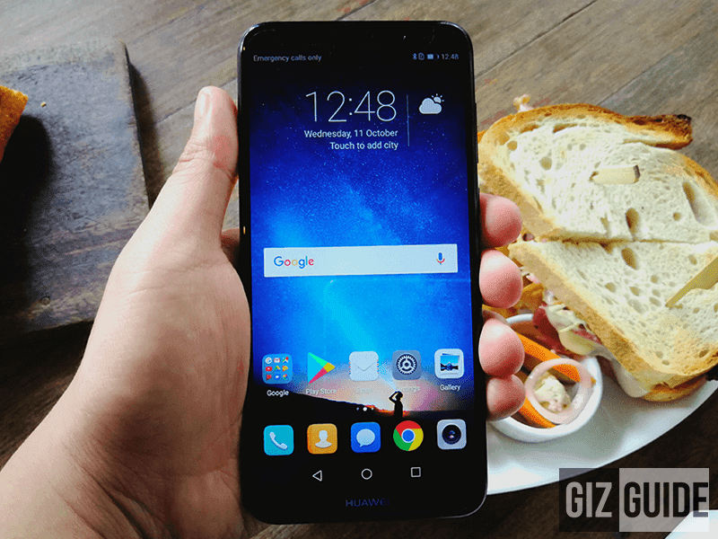 Huawei Nova 2i now on pre-order at Smart for PHP 1299 per month!