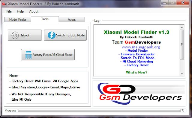 Mi Firmware Downloader