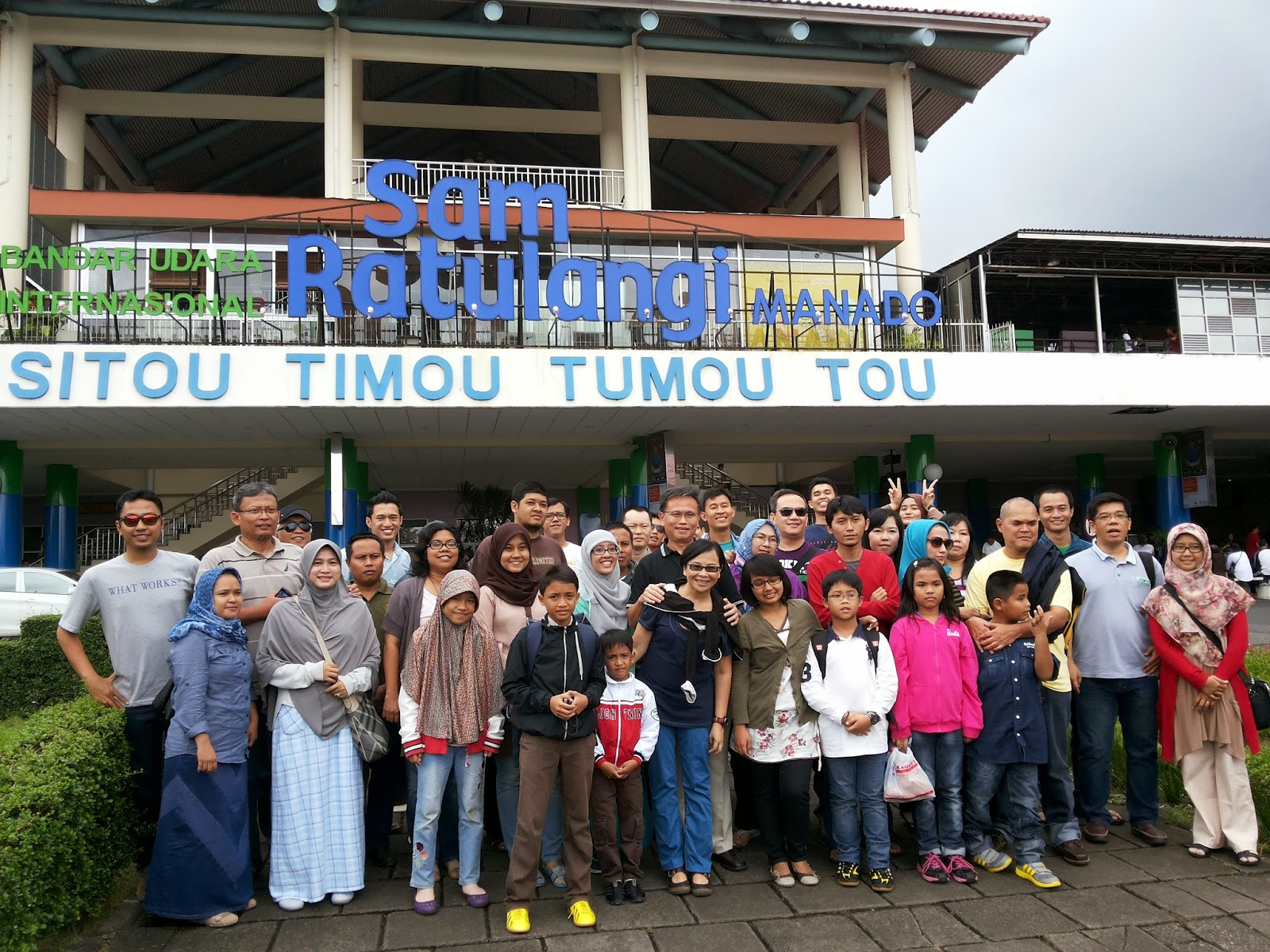Mapanget Tour And Travel Manado