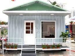Desain Rumah Kontainer Yang Nyaman