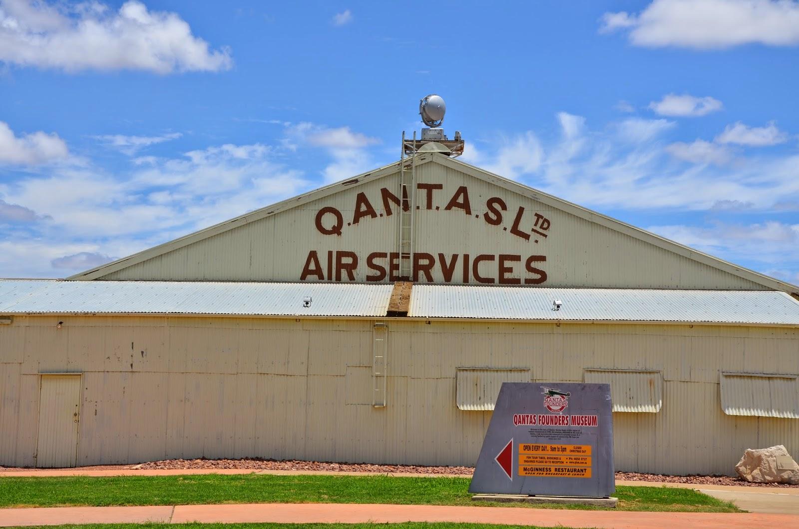 QANTAS Founders Museum Queensland Australia