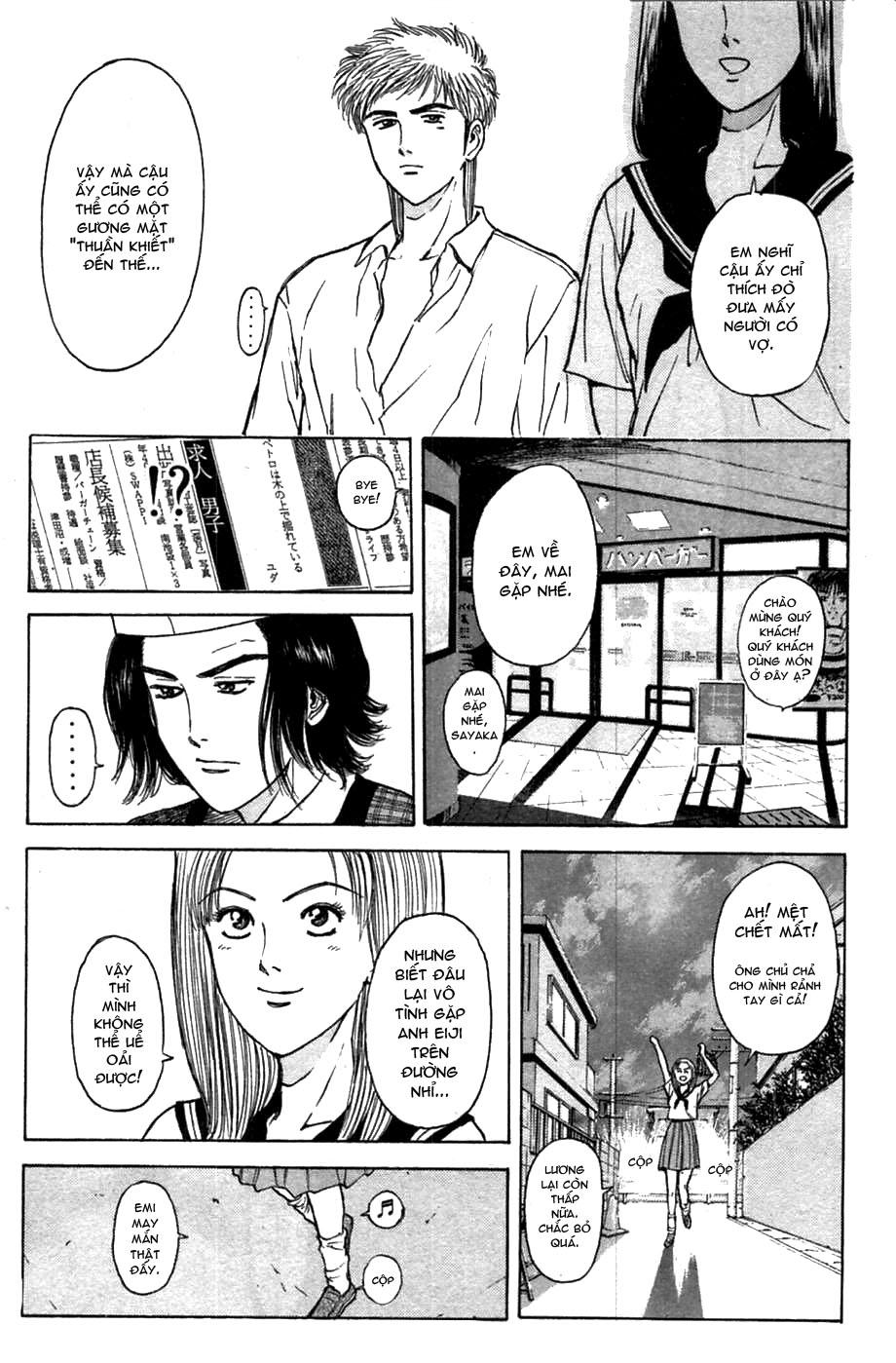 Psychometrer Eiji chapter 62 trang 21