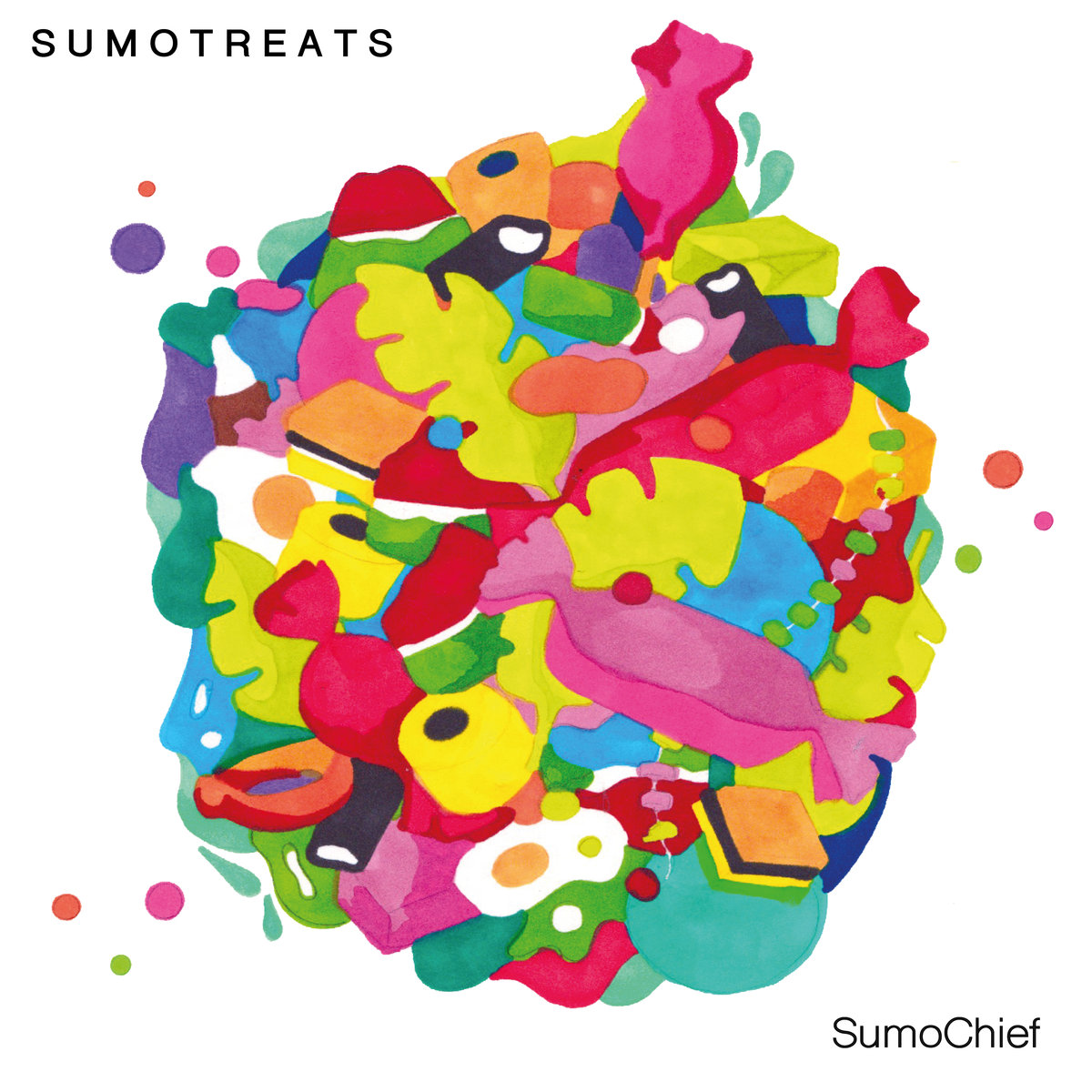 SumoTreats von SumoChief | Album Tipp im Full Album Stream