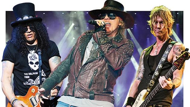 La Guns Reunion Tour August
