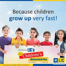 LIC New Childrens Money Back Plan