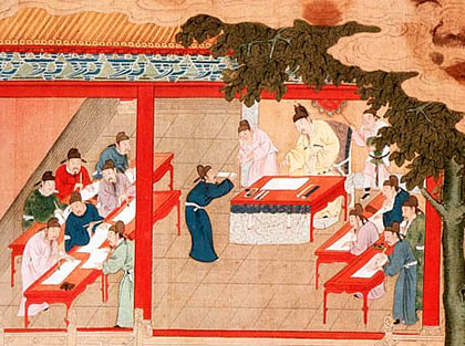 Neo Confucianism examination