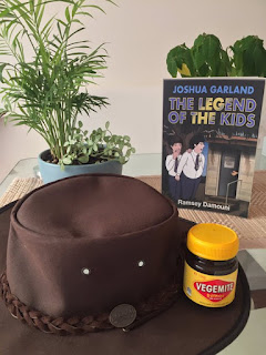 Operation Awesome #20Questions in #2020 of #NewBook Debut Author Ramsey Damouni #Australian #Vegemite #Australia
