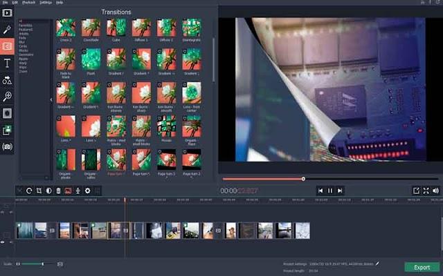 Movavi Slideshow Maker 5.1.0 F.u.l.l - Tạo trình chiếu slideshow
