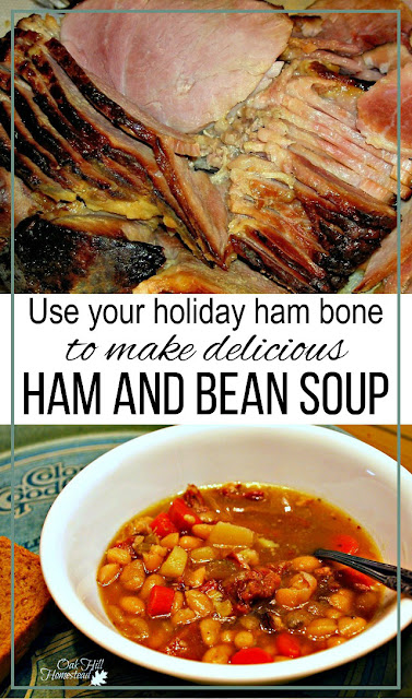Stretch your holiday food budget by using your holiday ham bone in simple, delicious recipes.