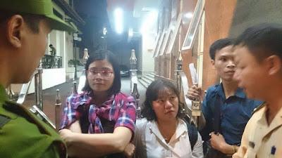 Đoan Trang đang tuyển người cho Việt Tân đào tạo ở Philippine