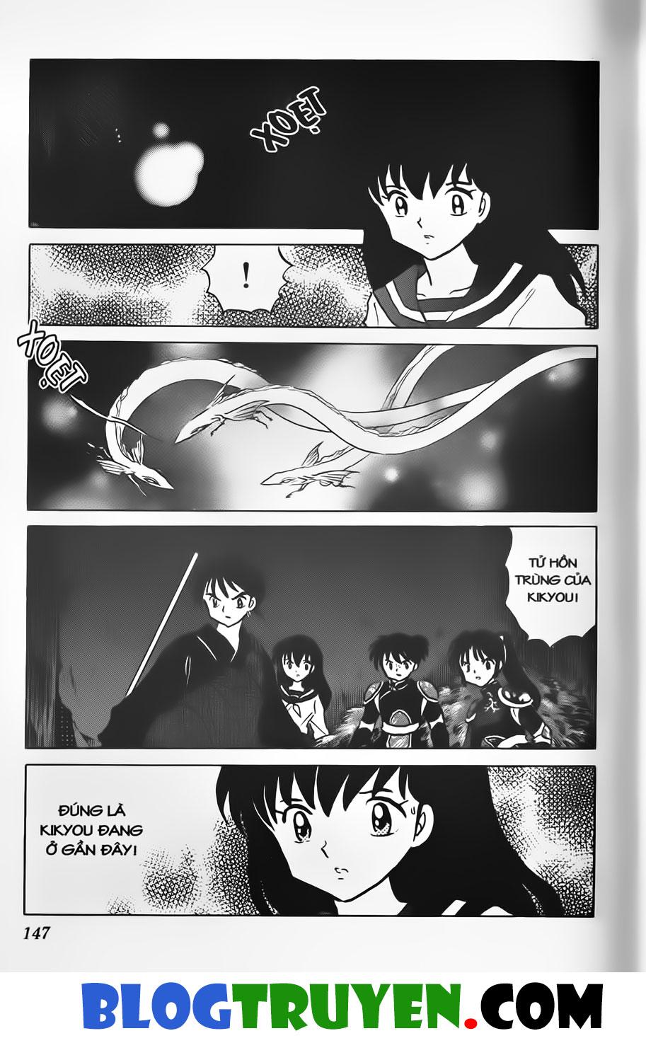 Inuyasha vol 38.8 trang 16