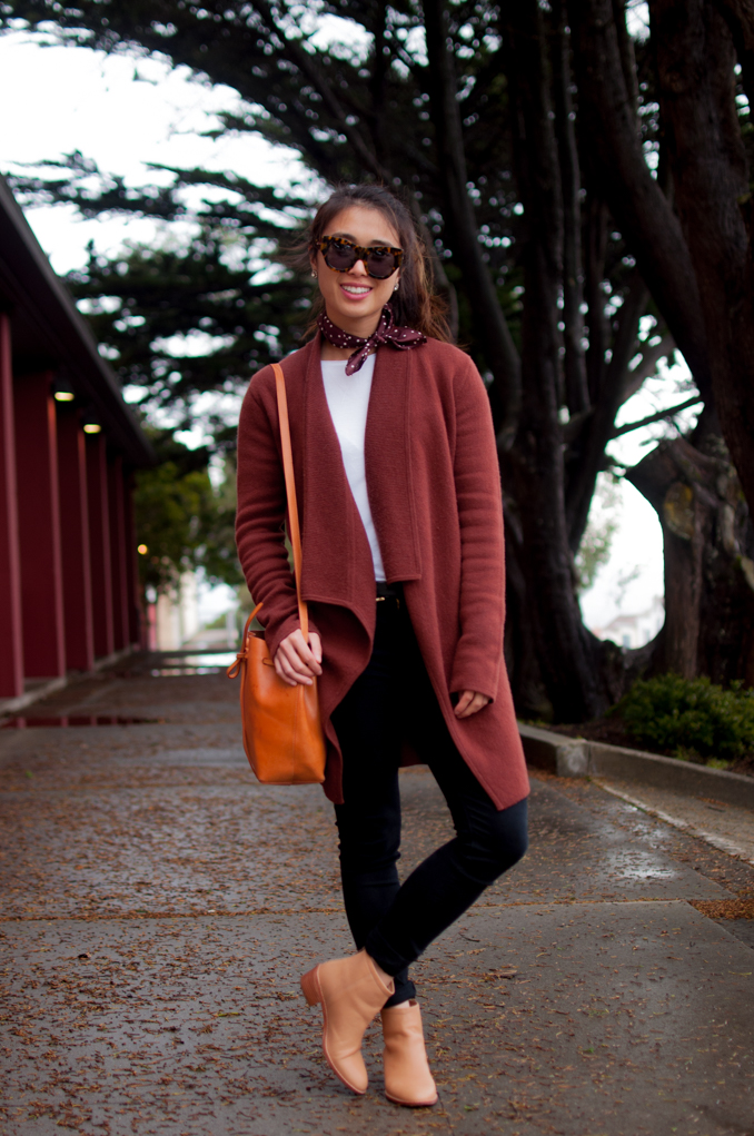 san francisco fall sweater style blogger