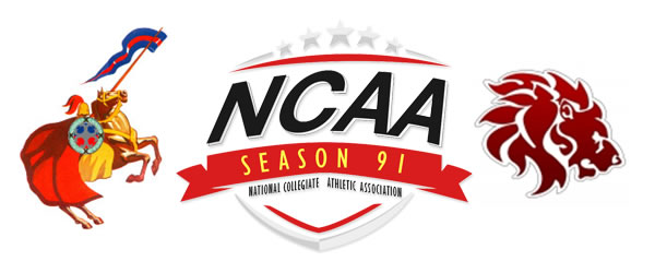 List of Results and WINNERS 2015 NCAA Season 91 Basketball Tournament
