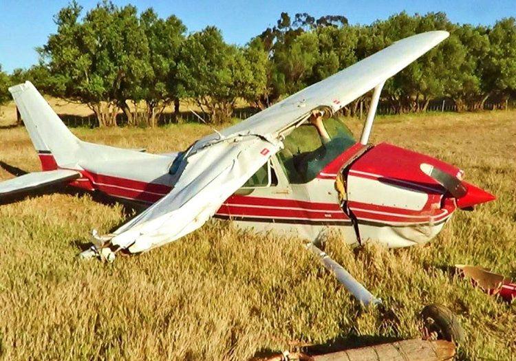 Uçak kazalarından kurtulan adam, son bindiği düşen uçaktan ağır yaralı olarak çıkmıştı.