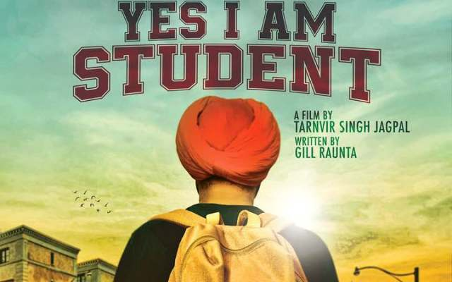 Yes I am Student next upcoming punjabi movie first look, Sidhu Moosewala movie Poster of download first look, release date
