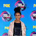 Yara Shahidi comparece ao Teen Choice Awards 2017 no Galen Center em Los Angeles, na California – 13/08/2017