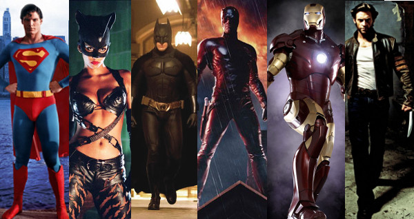 The Six Styles of Live-Action Superhero Costume And What They Mean [List]  sc 1 st  The Geek Twins & The Six Styles of Live-Action Superhero Costume And What They Mean ...