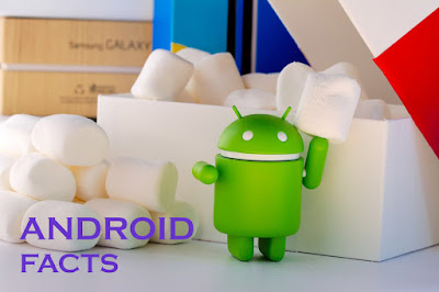 5 Amazing Android Facts