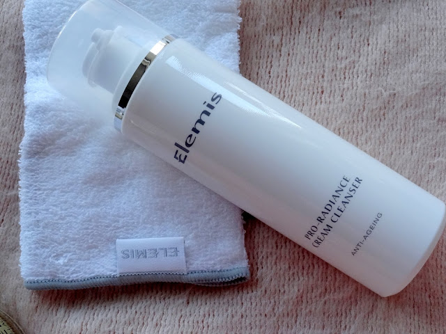 Elemis Pro-Collagen Cleansing Balm, Pro-Radiance Cream Cleanser
