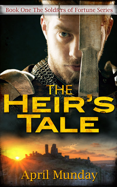 the-heirs-tale, april-munday, book