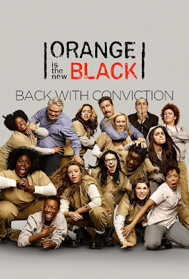 Orange Is the New Black S07 Dual Audio Series 720p HDRip HEVC x265