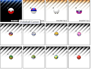 cara merubah tampilan cursor mouse di blog