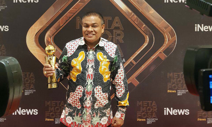 Metamorfosa iNews Indonesia Award 2017