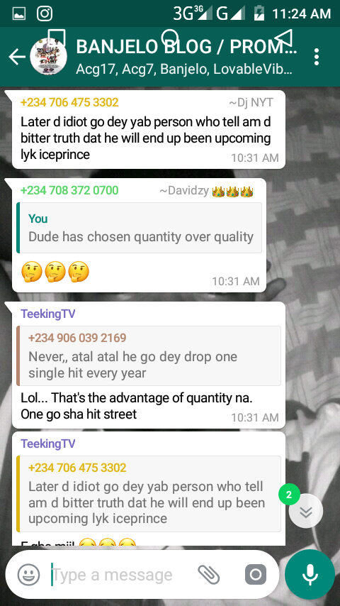 Trouble Erupts As The Street Begins To Turn Their Back On Olamide As Regard His Latest Studio Album | Dude Is Missing It Big Time