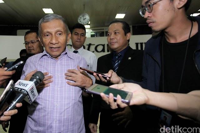 Ini Komentar Menohok Amien Rais Kepada Jokowi Soal Penanganan Kasus Bocah Pengancam Presiden Royson Jordany Tjahja